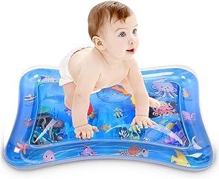 Aufblasbare Tastmatte 50*60cm Baby-bunte Kinder Wasser Matte Spielmatte Spielzeu