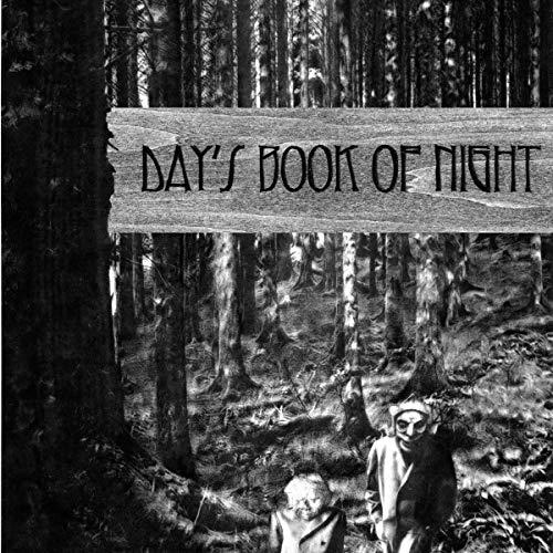 『Day's Book of Night』のカバーアート