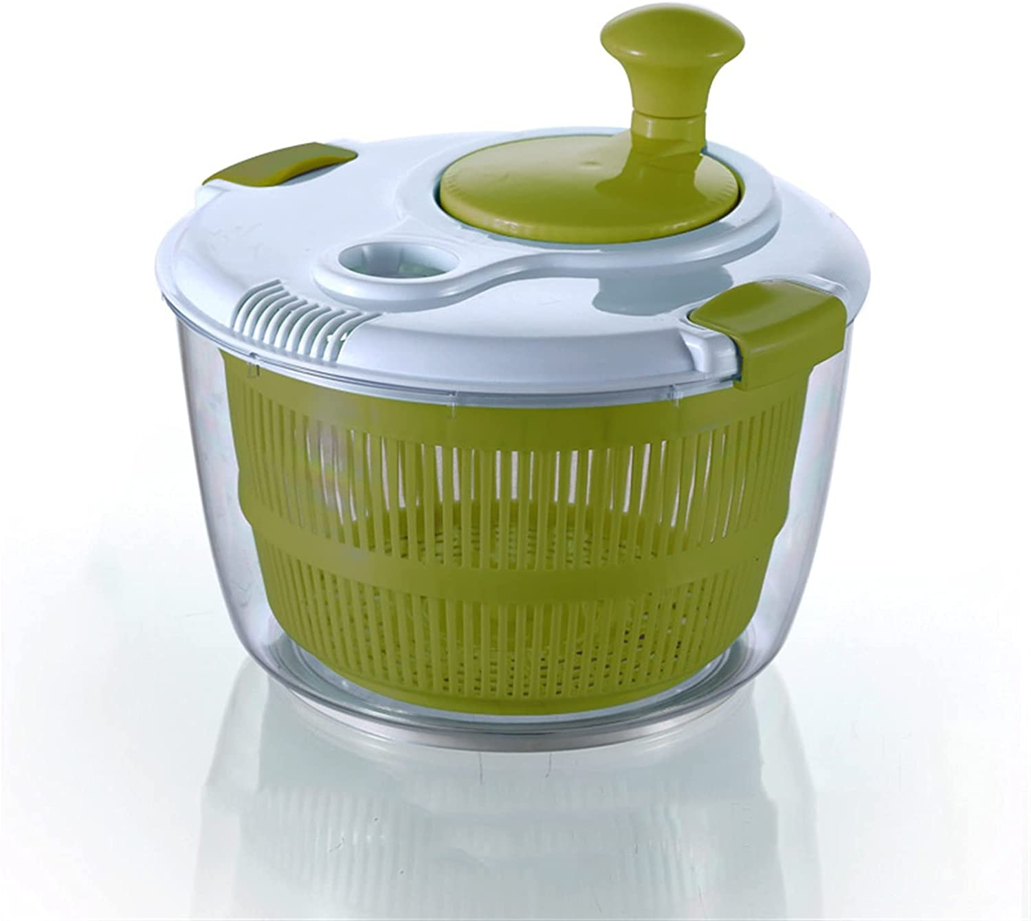 Max OFFicial store 88% OFF Salad Spinner Lettuce Dryer 1PC Gadgets Mixer Fruits Hand-Crank