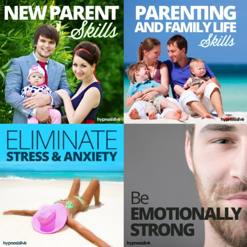 The Perfect Parenting Hypnosis Bundle audiobook cover art