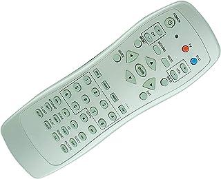 HCDZ Replacement Remote Control for Jensen JE2608WV JE2611RTL JE1911 JE3211 JE1909 JE1909ACB JE2611 JE4011 JE4011RTL LCD L...