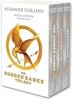 Hunger Games Trilogy (white anniversary boxed set) (The Hunger Games)
