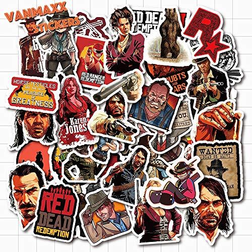 Rozen Stickers Reiskoffer Wandpotlood Fietstelefoon Schuifplaat Graffiti Styling