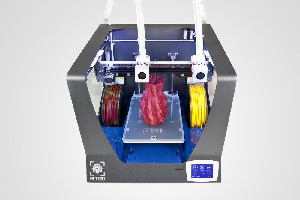 BCN3D Sigma Independent Dual Extruder 3D printer Impresora 3D ...