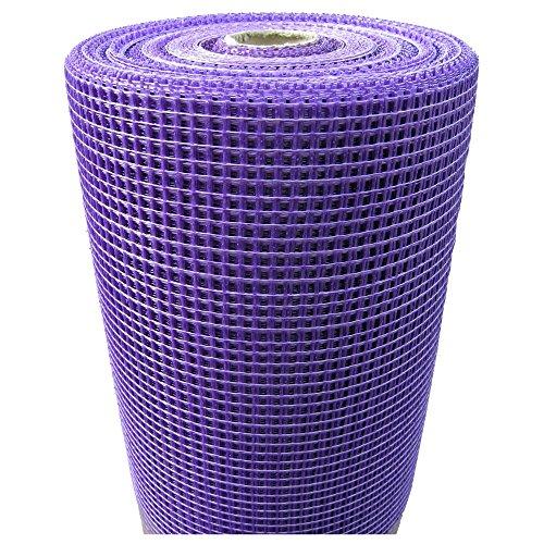 Universalputzgewebe 7 x 7 violett/Rolle 1,0 x 100 m
