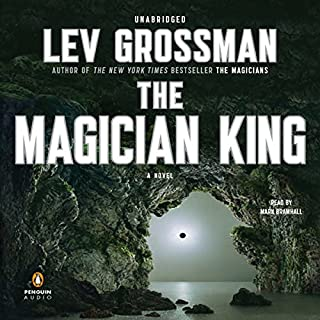 The Magician King audiobook cover art