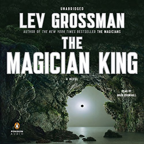 The Magician King Audiobook By Lev Grossman cover art