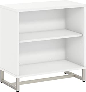Office by kathy ireland Method Bookcase Cabinet in White