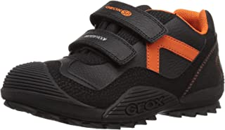 Geox Kids' Atreus Boy 1 Waterproof & Insulated Rugged Shoe Sneaker