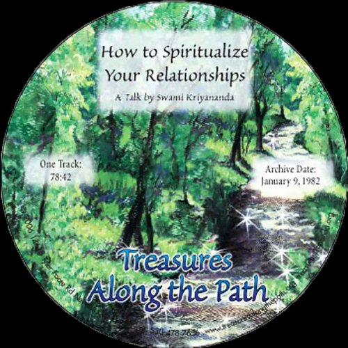 How to Spiritualize Your Relationships audiobook cover art
