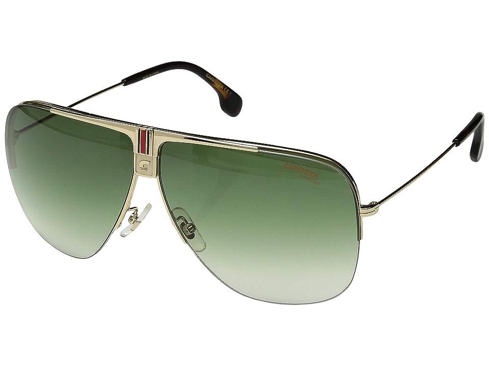 851968e6d514 Carrera Carrera 1013 S (Gold Grey Green) Fashion Sunglasses