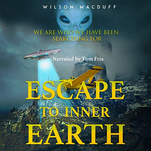 Escape to Inner Earth cover art