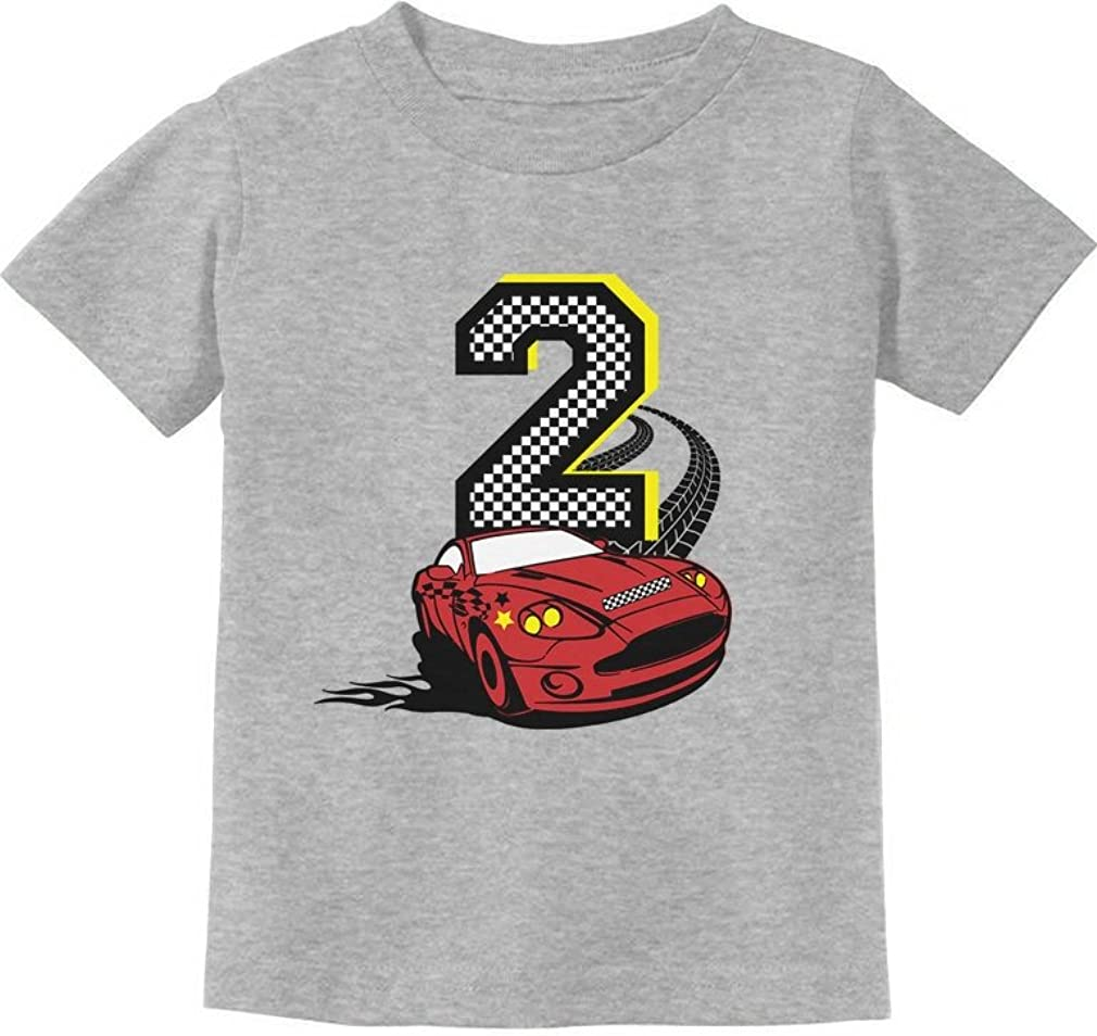 Tstars 2nd Birthday Shirt for Toddler Boys Two Year Old boy Second Birthday Outfits