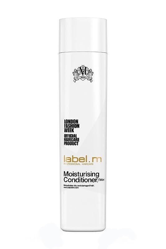 ダウンタウンマザーランド寄付するLabel MMoisturising Conditioner (For Dry and Damaged Hair) 300ml/10.1oz【海外直送品】