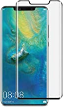 THRIKGOLD Mate 20 Pro Screen tector Tempered Glass [HD Clear][No Bubbles][9H Hardness][Anti-Fingerprint] Tempered Glass Screen tector Compatible with Hua WEI Mate 20 Pro