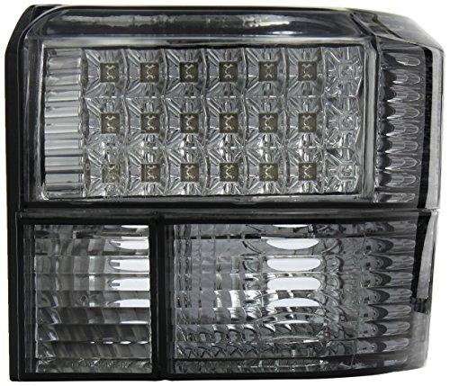 in. pro. 2270998 haute définition LED Feux arrière, Noir/Transparent