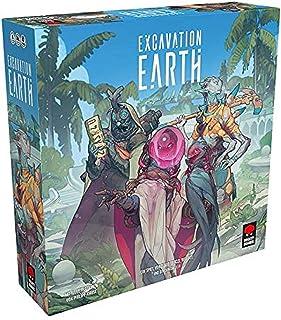 Asmodee Excavation Earth, Basic Game, Expert Game, German