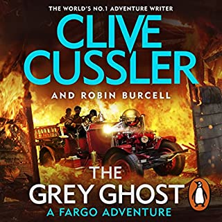 The Grey Ghost cover art