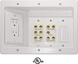 Legrand - ONQ / Legrand HT2103WHV1 Home Theater Connection Kit
