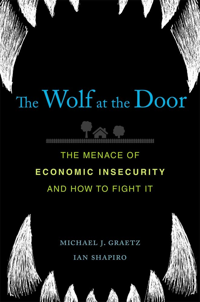 Image OfThe Wolf At The Door: The Menace Of Economic Insecurity And How To Fight It