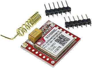 Xsentuals SIM800L GPRS GSM Module MicroSIM Card Core Board Quad-band TTL Serial Port