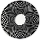 HwaGui Gusseisener Topfuntersetzer Isolierkissen/Teekannenhalter, Wasserkocher-Zubehör (W13,5cm)