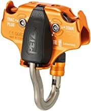 PETZL - TRAC Plus, Drop-Proof Pulley for Long Tyrolean Traverses