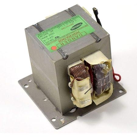 Samsung DE26-00061B Microwave High-Voltage Transformer Genuine Original Equipment Manufacturer (OEM) Part