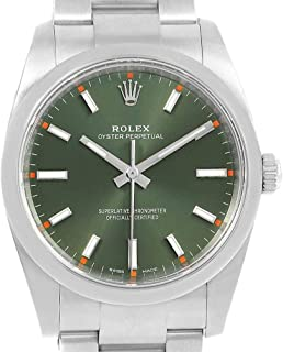 Rolex Oyster Perpetual Automatic-self-Wind Male Watch 114200 (Certified Pre-Owned)