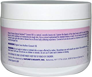 Natures Bounty Optimal Solutions Coconut Oil 210 ml