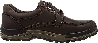 Mephisto Charles Grizzly 151 Dark Brown - Zapatos con Cordones de Cuero Hombre