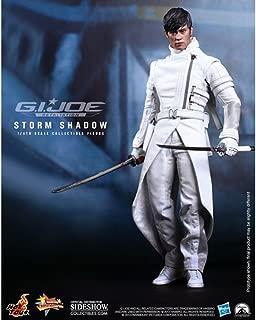 Hot Toys GI Joe Retaliation Movie Masterpiece Storm Shadow Collectible Figure