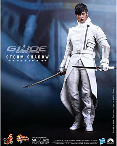 GI Joe Retaliation Hot Toys 30cm Figur Storm Shadow