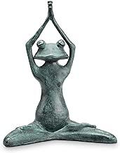 green frog yoga