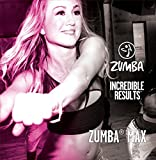 Zumba Fitness Unisex Max Dvd, Trasparente