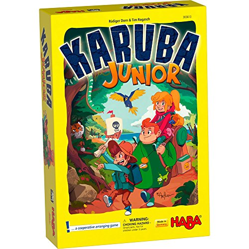 HABA 303613karuba Junior Spiel