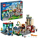 レゴ(LEGO) シティ レゴシティのタウンセンター ロードプレート付 60292