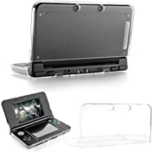 TraderPlus Anti-Scratch Crystal Clear Hard Case for New Nintendo 3DS XL / LL