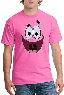 Spongebob Squarepants Patrick Star Face T-Shirt