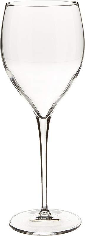 Luigi Bormioli 08961 06 Magnifico 15 5 Oz Medium Wine Glasses Set Of 6 Clear