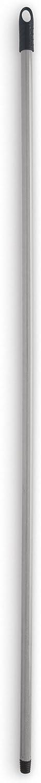 Mery 0531.22 Palo metálico plastificado, Metal, Gris, 2x2x140 cm