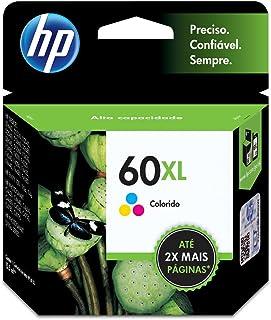 Cartucho de Tinta 60XL Tricolor - CC644WB, HP Cartuchos