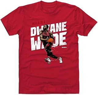 500 LEVEL Dwyane Wade Shirt - Miami Basketball Men's Apparel - Dwyane Wade Drive