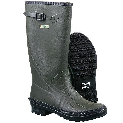6df1110f9388 Rubber Farm Boots: Amazon.com