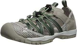 Women's Santa Rosa Sandal, Gray/sage, 6 M US