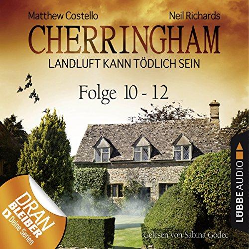 Cherringham - Landluft kann tödlich sein, Sammelband 4 cover art
