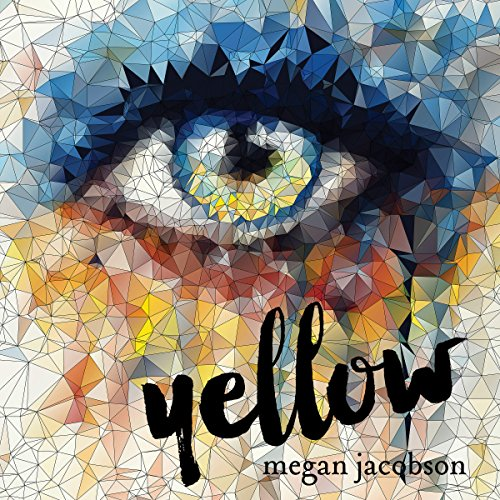 Yellow audiobook cover art
