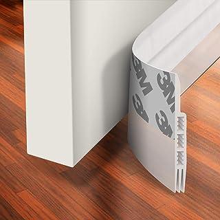 Paint Grade Up to 97 1//2 by 37 1//2 Doorway Opening Poplar Door Trim Casing Set 212-26