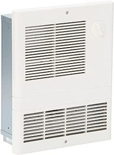 Broan 9810WH 1000-Watt 120/240V High Capacity Fan-Forced Wall Heater