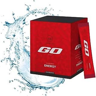 GO Stik, Natural Energy plus Electrolytes, Delicious Raspberry, 30 ct servings